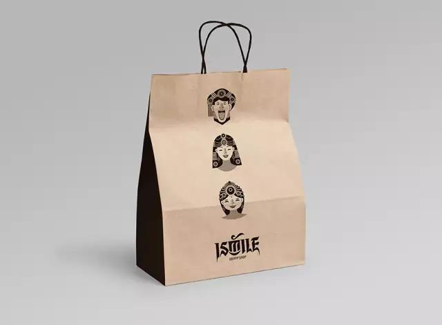 paper bag for coffee