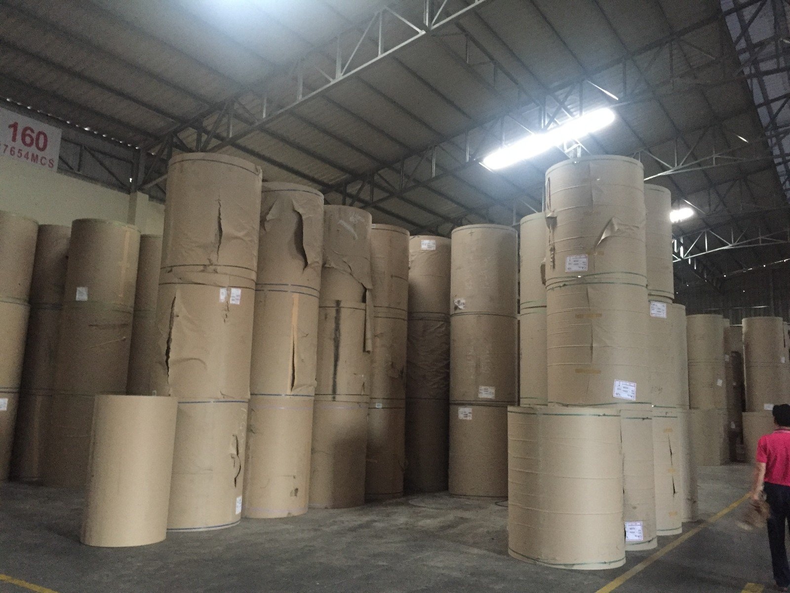 paper packaging factory