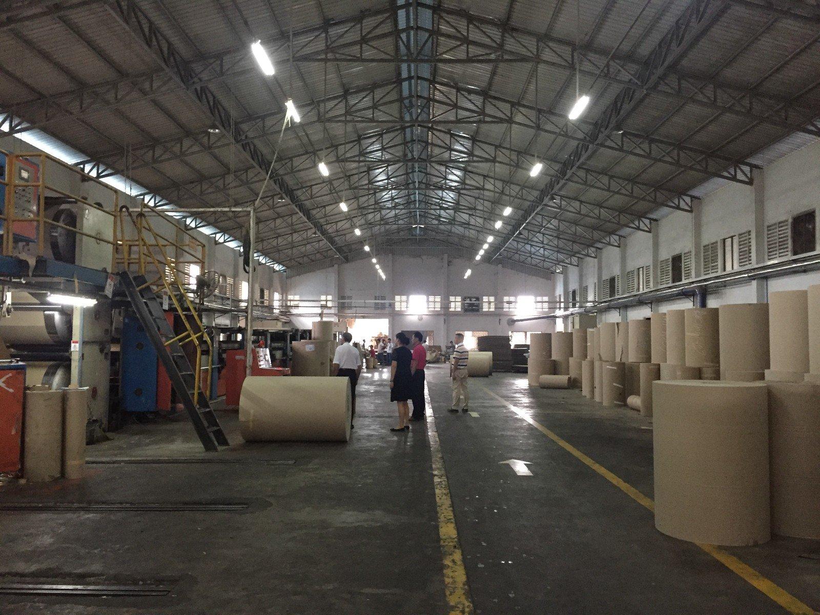 carton box factory
