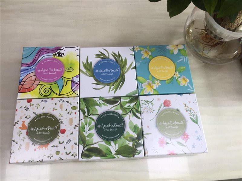 wholesale skin care packaging box